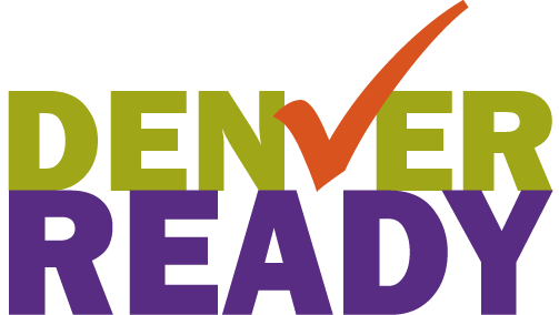 Denver Ready logo