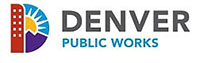 Denver Public Works logo