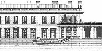 Illustration of a building