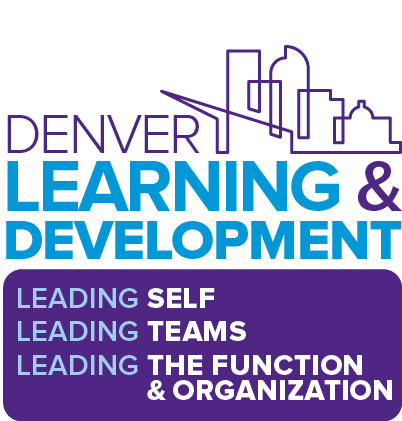 Denver learning and development logo