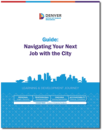Navigating your next job with the city cover image