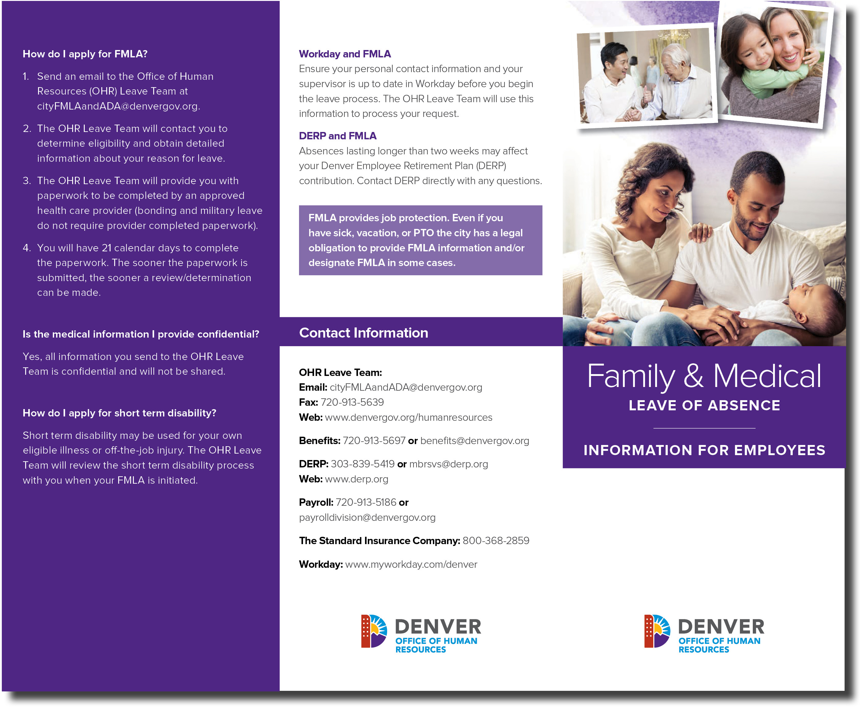 FMLA Brochure Cover Image links to PDF
