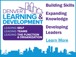denver learning and development ad
