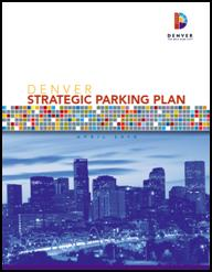 Strategic Parking Plan cover