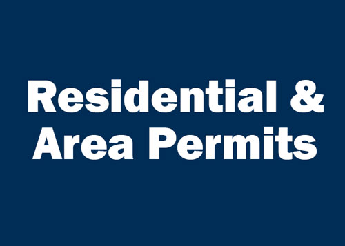Residential and Area Permits