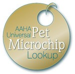 Pet Microchip Lookup logo