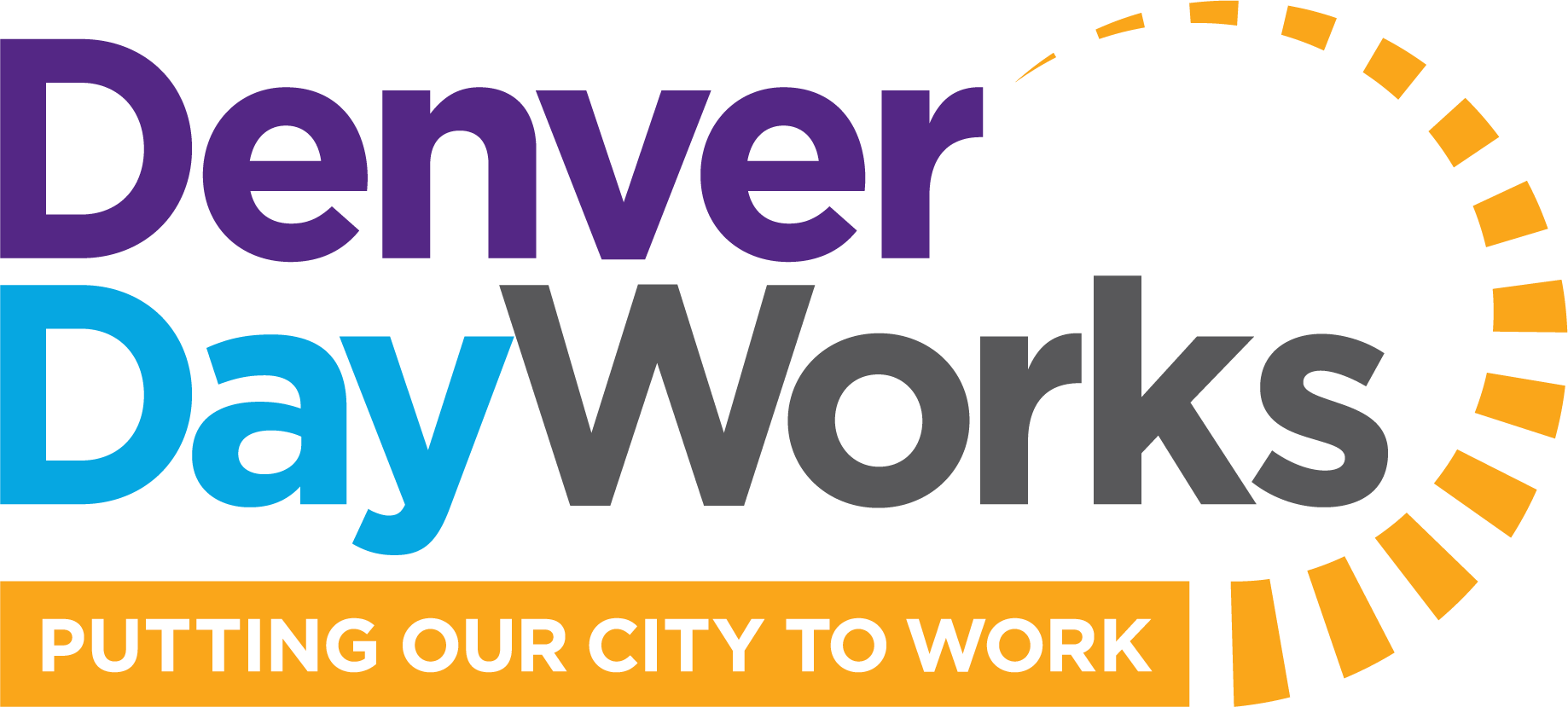 Denver Day Works program logo