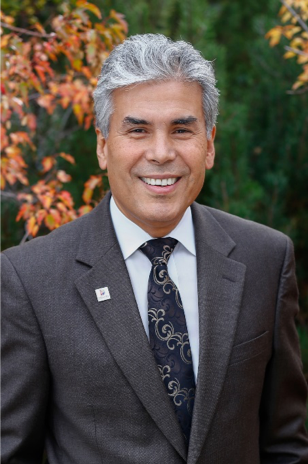 Photo headshot of DHS Executive Director Don Mares