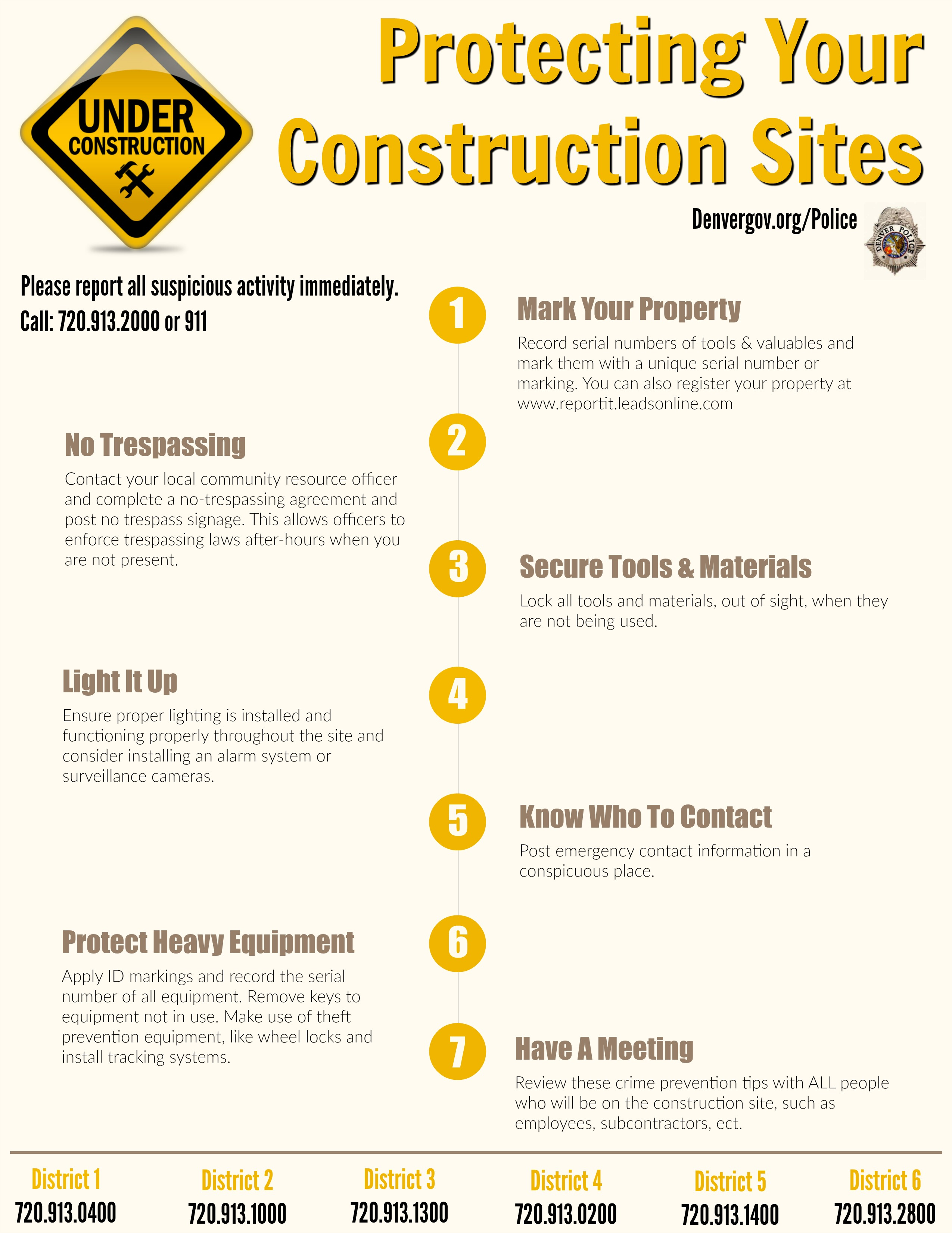 Basic Construction Rules For Contractors And Neighbors To Know