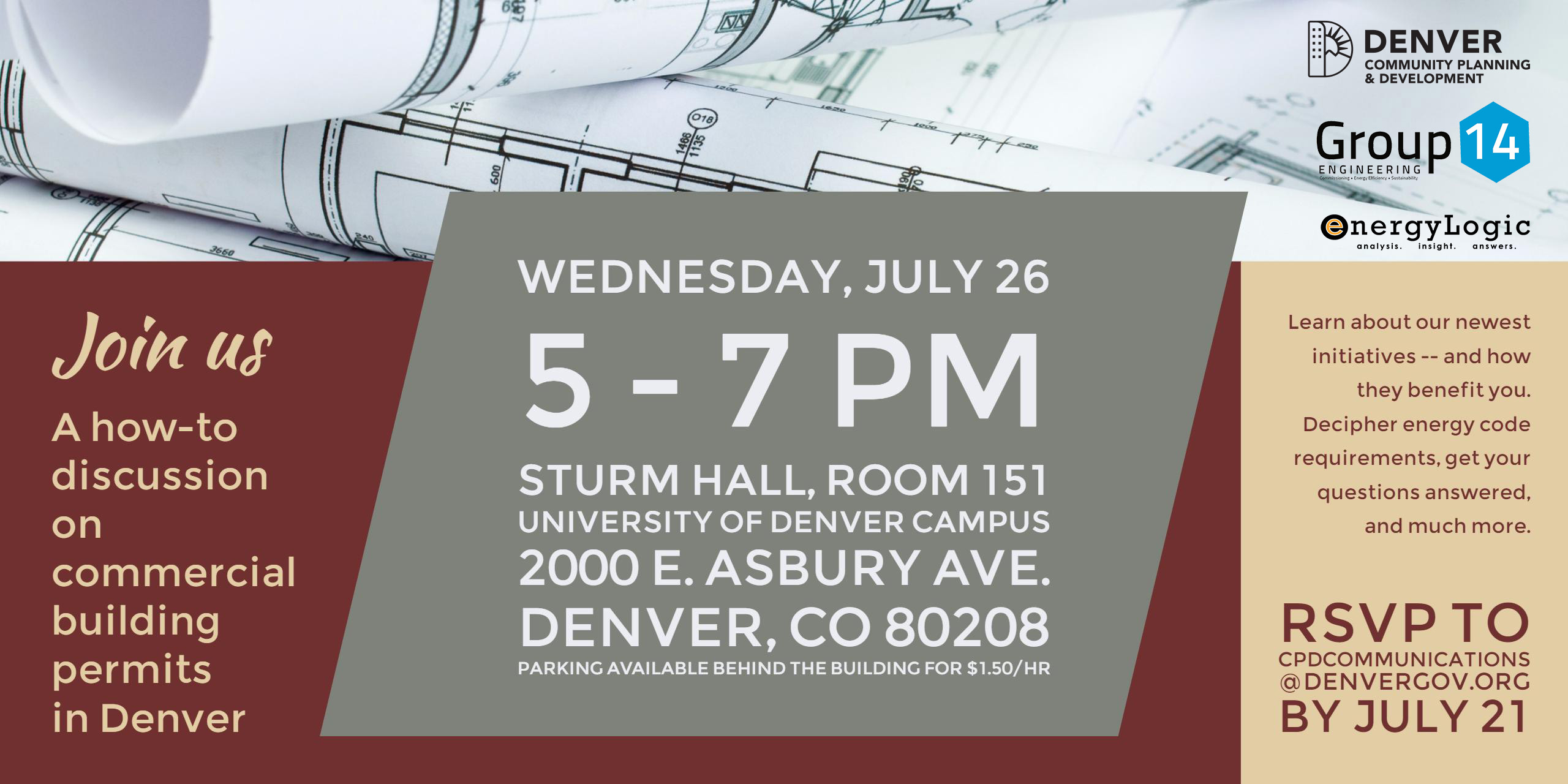 Learn commercial permitting from the experts join us for a how to discussion on commercial building permits in denver wednesday malvernweather Image collections
