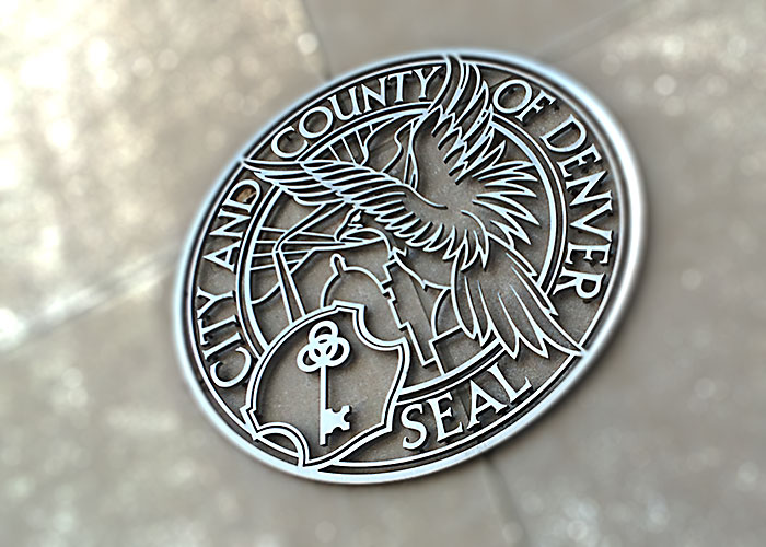 City and County of Denver seal