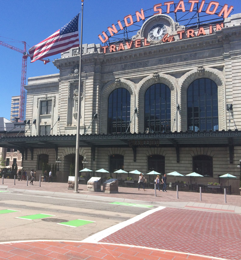 Denver Union Station Revenues Exceeding Projections