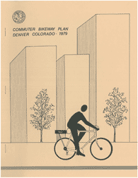 Denver Bicycle Master Plan 1970s