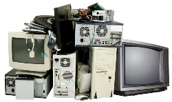 image of various electronic items
