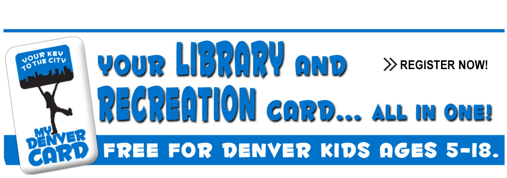 my denver card registration