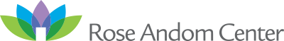 Rose Andom Center Logo