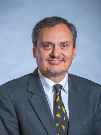 Alan Salazar, Chief of Staff