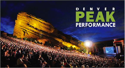 Denver Peak Performance Ad Graphic