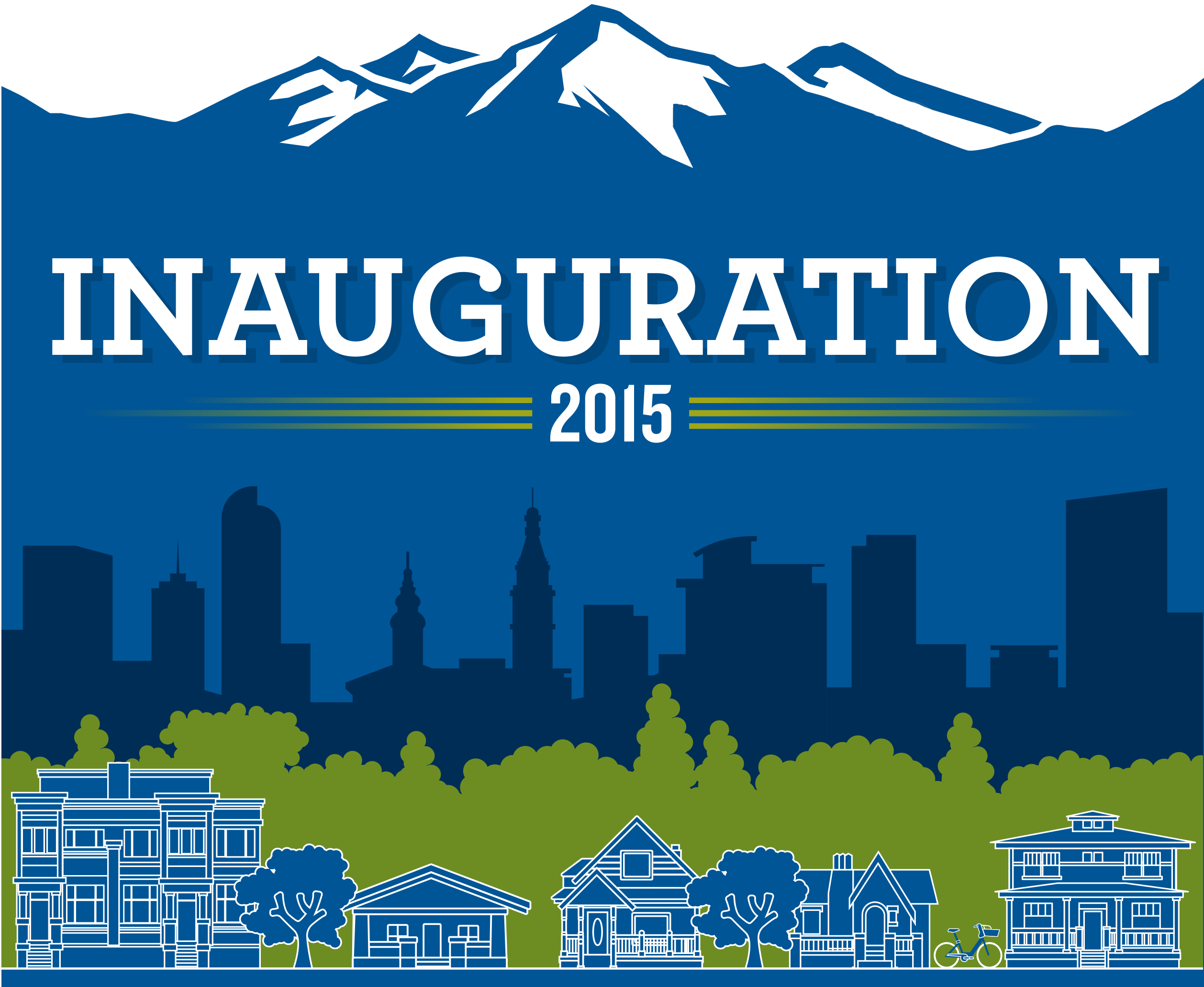 2015 Inauguration Poster graphic
