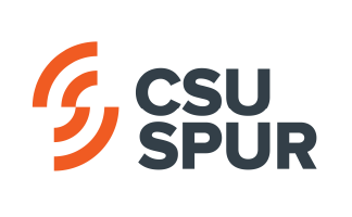 Colorado State University SPUR logo