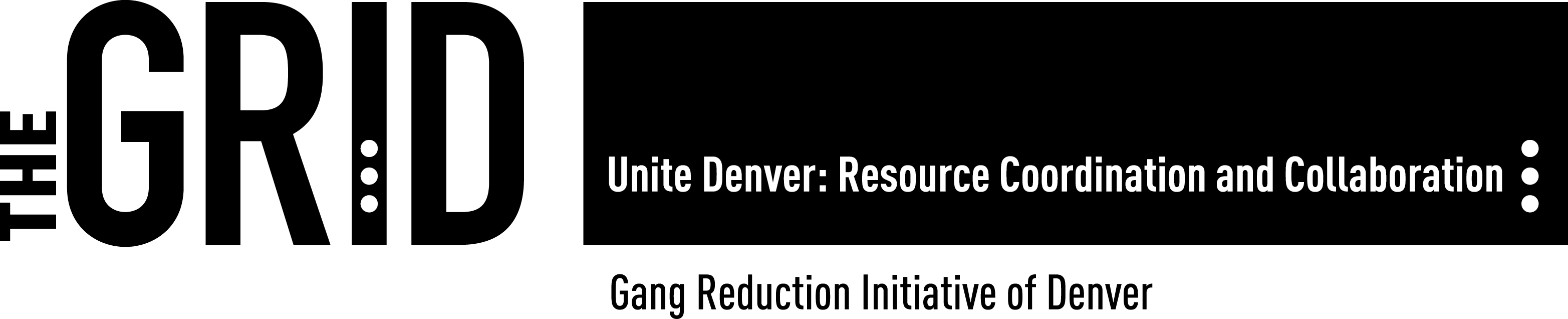 Gang Reduction Initiative of Denver logo