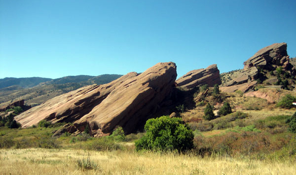Red Rocks Mountain Park