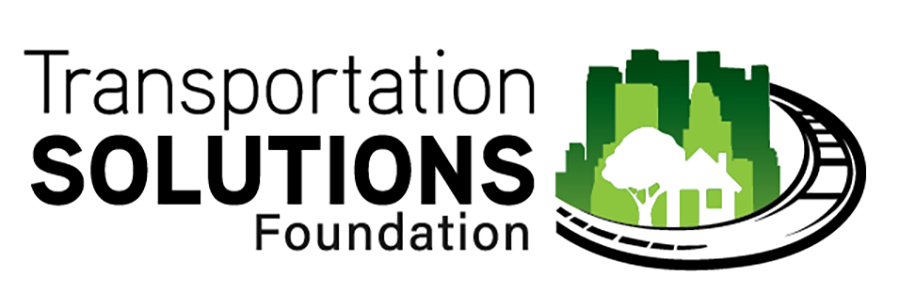 The Transportation Solutions Foundation logo.