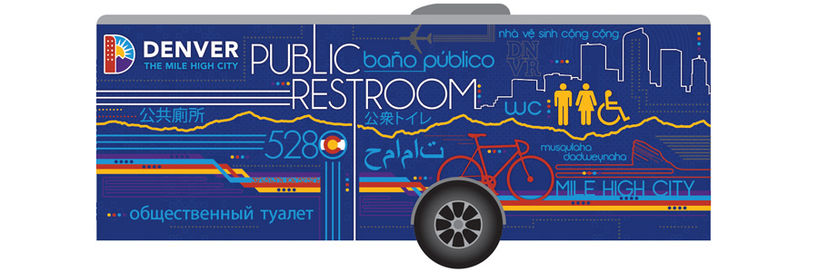 Image of Public Restroom Trailer