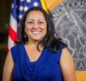 Photo of At-large Councilwoman Debbie Ortega