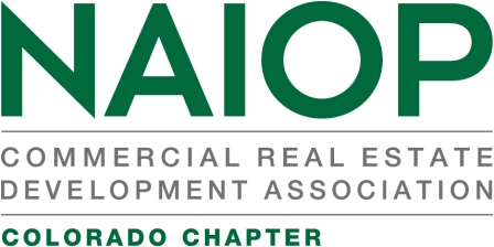 NAIOP Commercial Real Estate Development Association Colorado Chapter logo