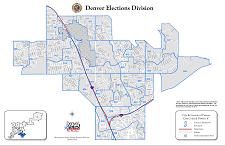 Thumbnail Denver City Council District Map
