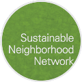 Sustainable Neighborhoods Network logo