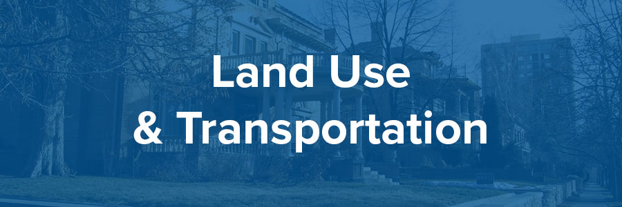 land use and transportation navigation