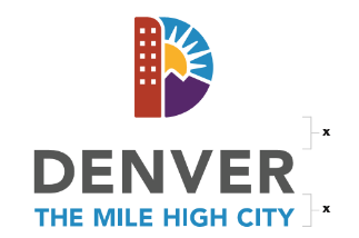 Denver Primary Logo Stacked