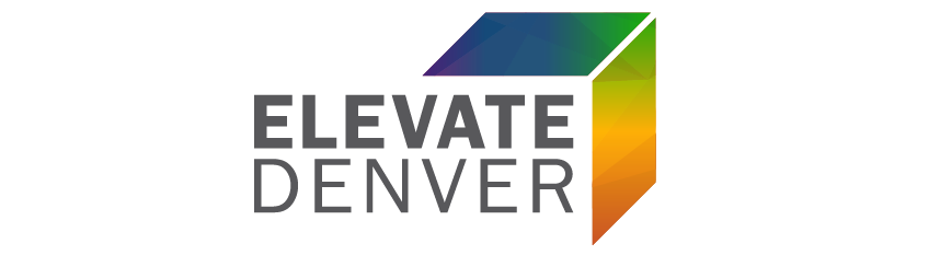 Image of Elevate Denver logo