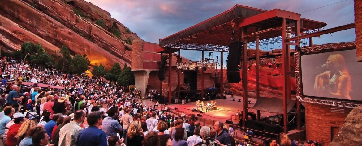 Red Rocks Premieres series photo from Red rocks concert