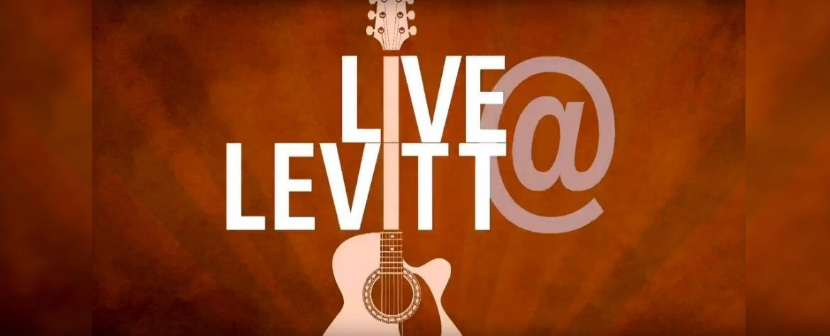 Official graphic for Live @ Levitt