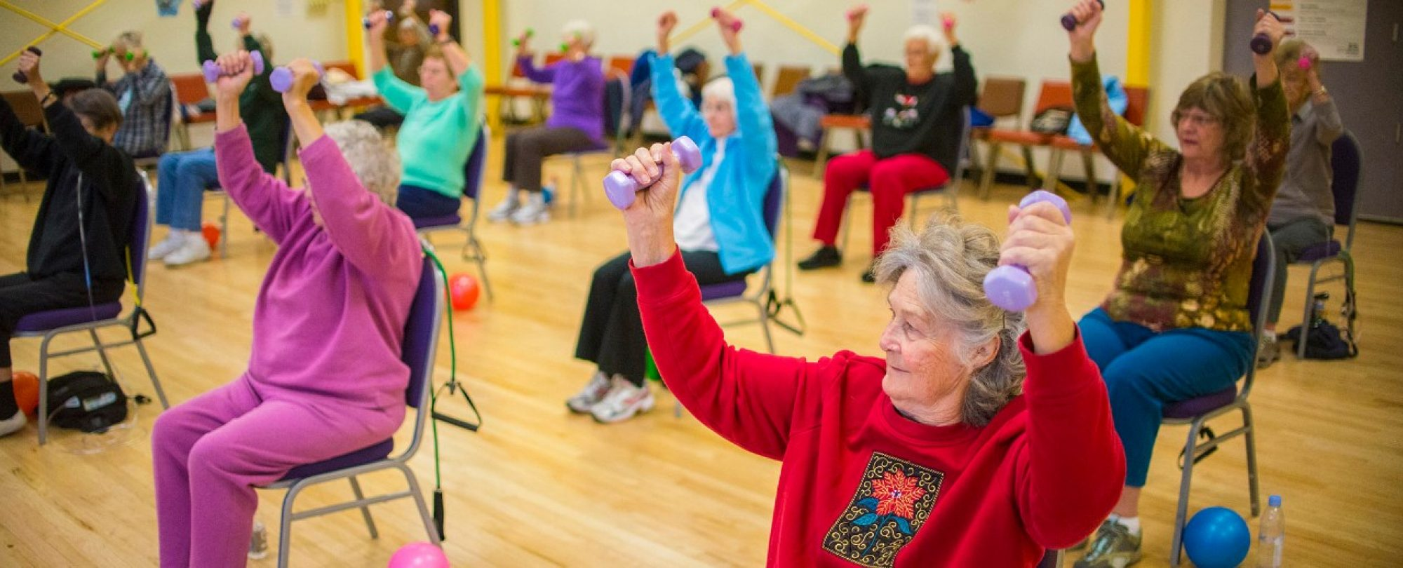 Tai Chi class for adults age 50+