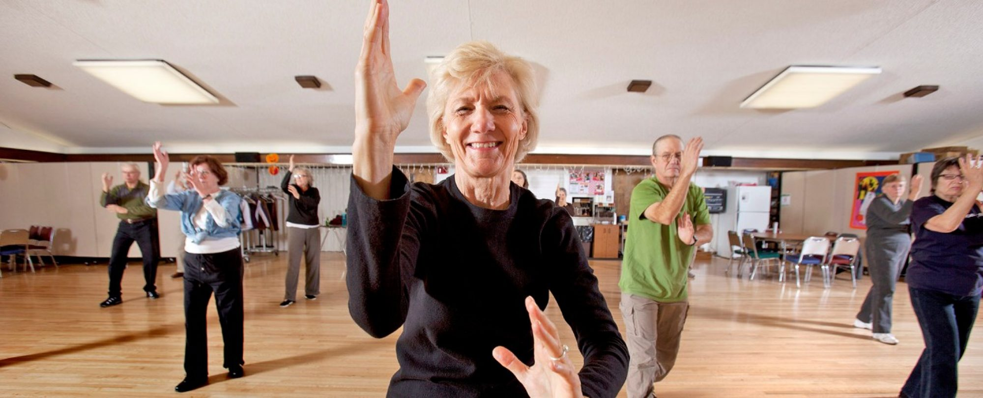 Active Older Adult Tai Chi