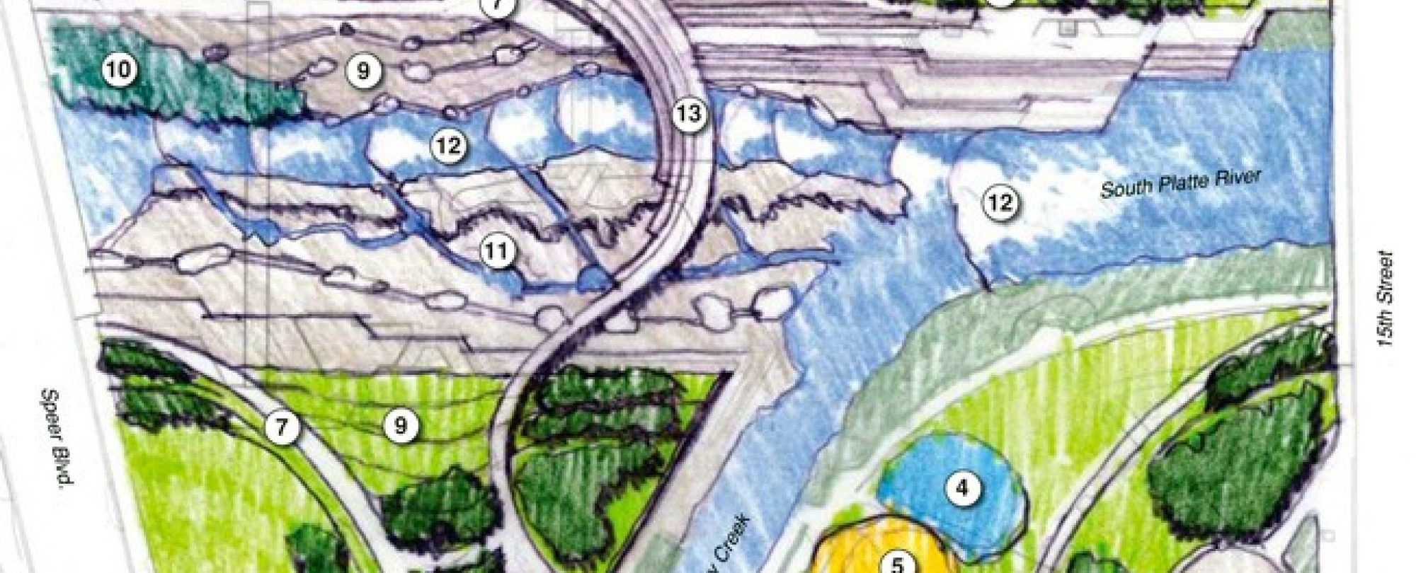 Confluence Plan rendering