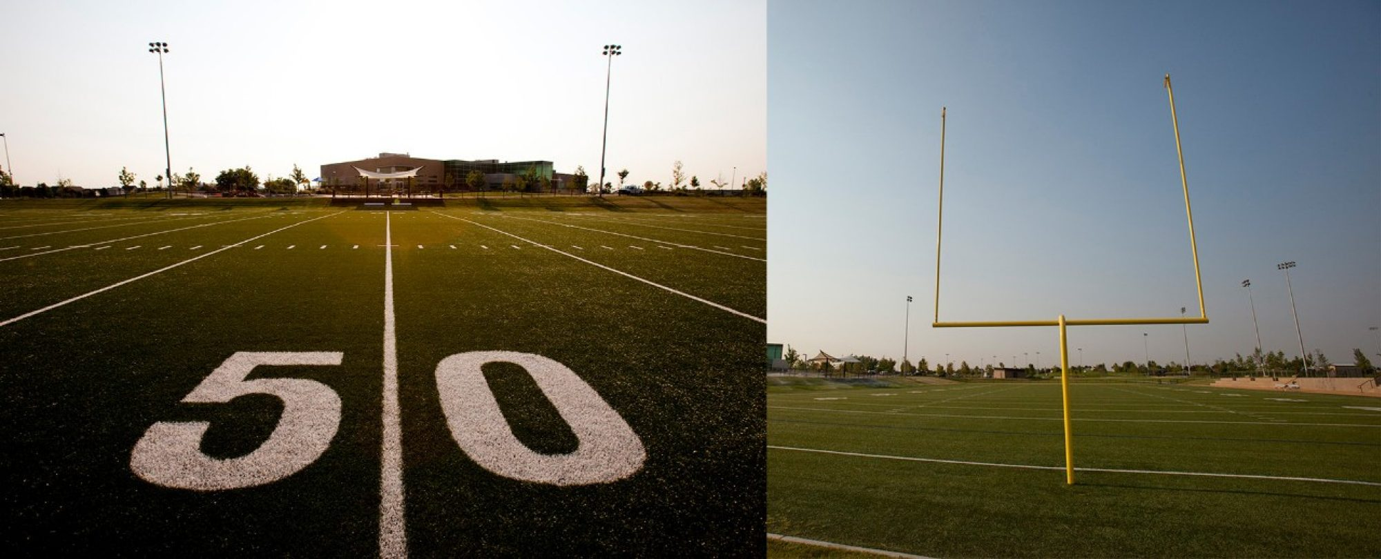 Football & Multi-use Fields