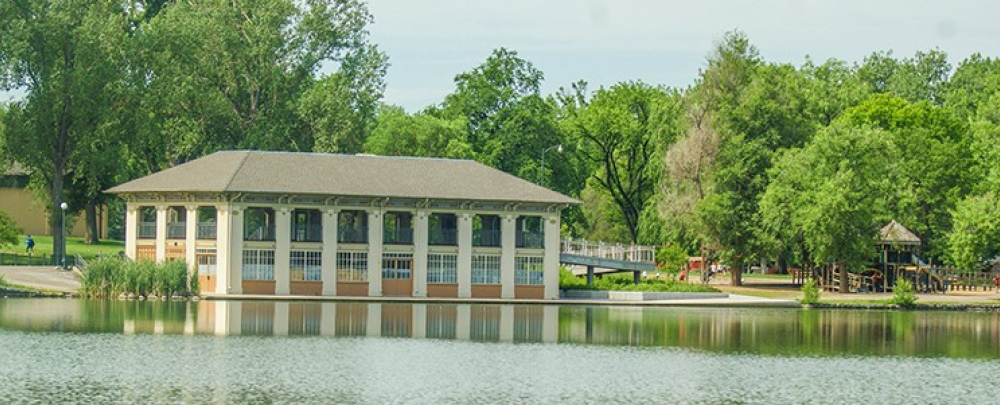 Washington Park Boathouse