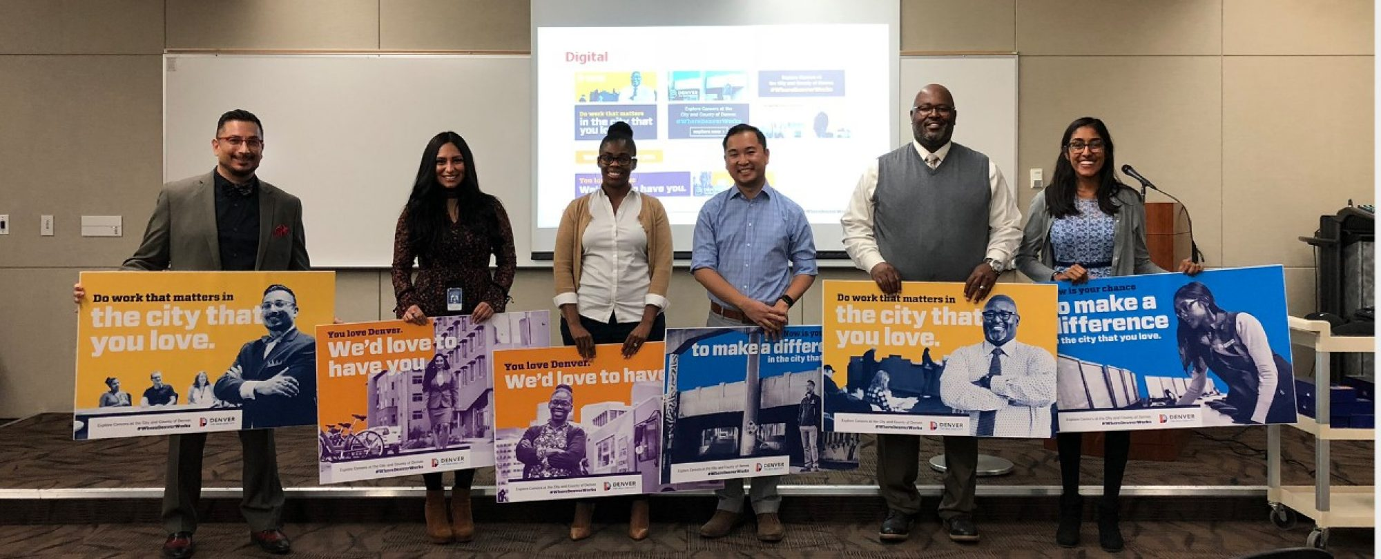 Project Denver Delivers Honorees: Employees Working