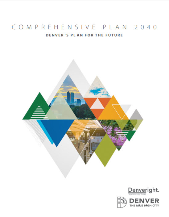 Comprehensive Plan Cover Page