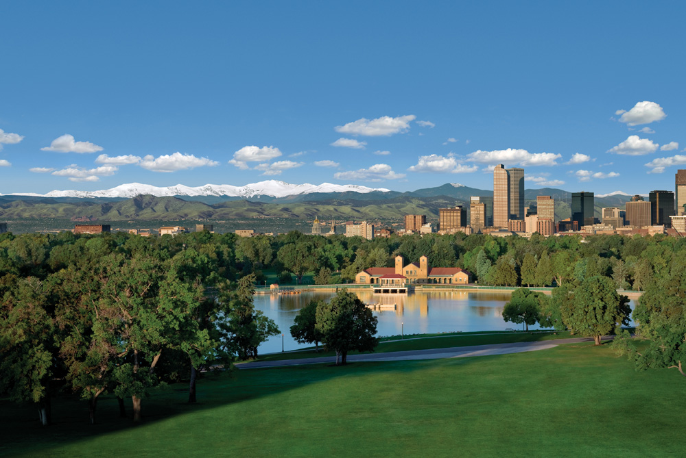 Make a Forestry Payment - City and County of Denver