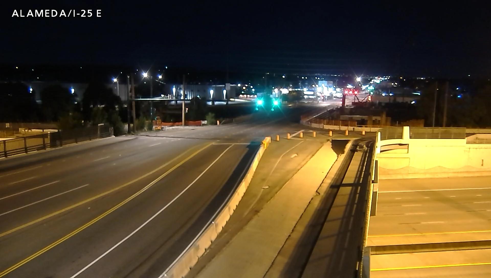 I-25 and Alameda Avenue