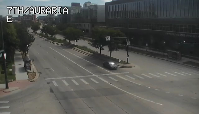 Auraria and 7th Street