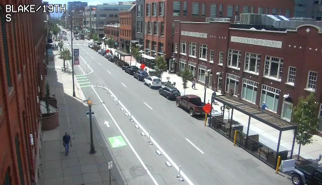 Blake Street and 19th Street