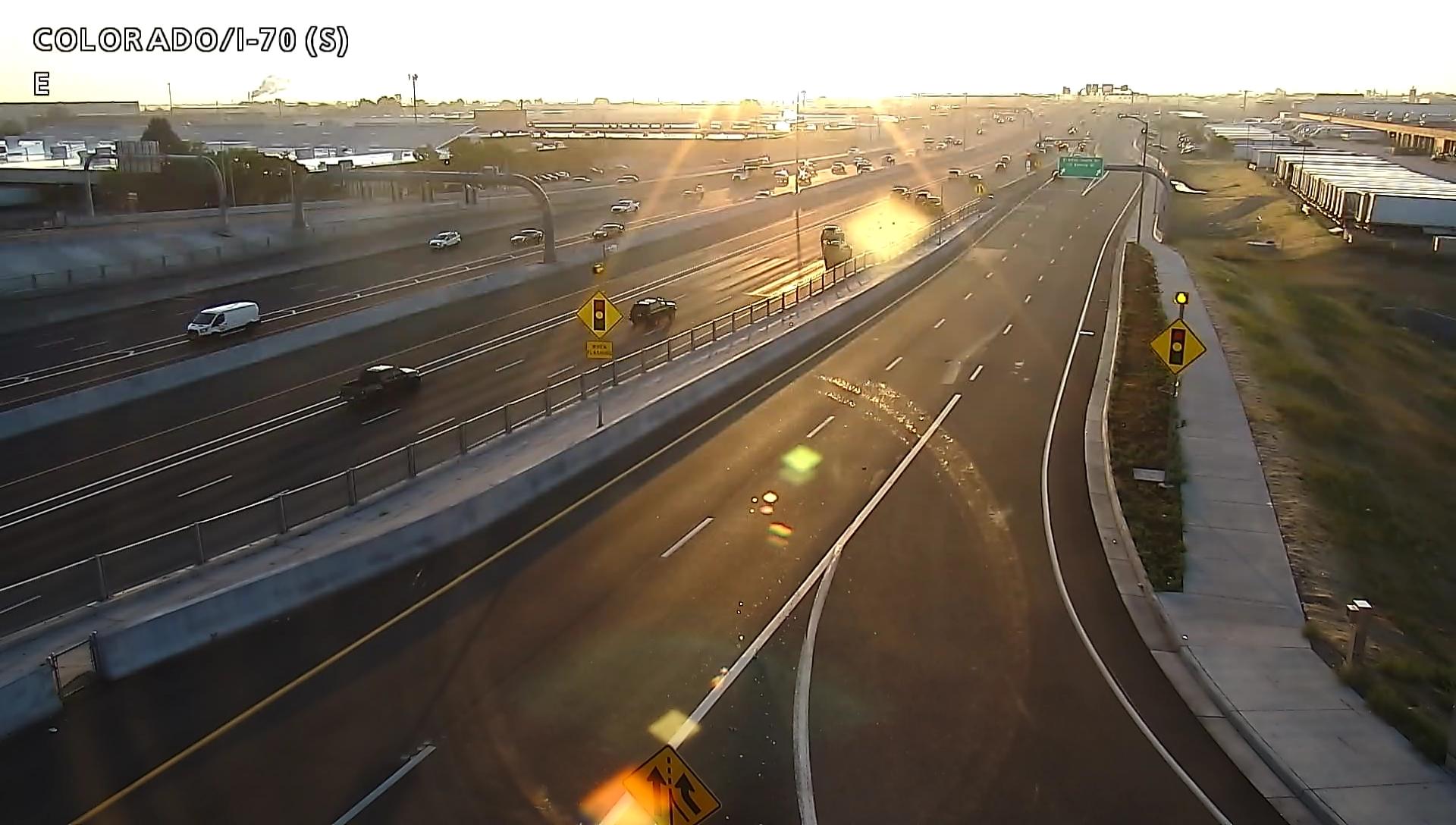 I-70 and Colorado Boulevard
