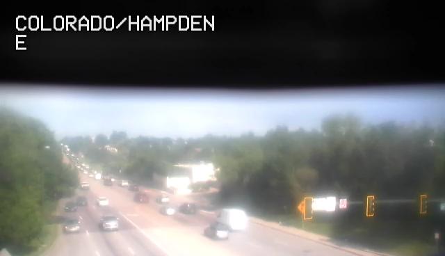 Hampden Avenue and Colorado Boulevard